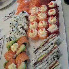 Photo taken at Active Sushi by Devan K. on 8/16/2013