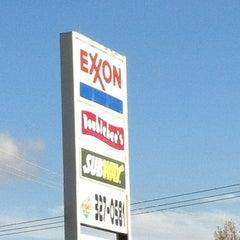 Photo taken at Exxon by Christopher J. on 3/31/2013