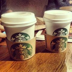 Photo taken at Starbucks by Roberta P. on 4/17/2013