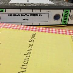 Photo taken at Telekom Malaysia Cyberjaya by Ed F. on 4/8/2013