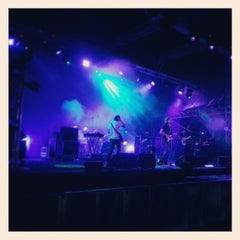 Photo taken at Chevron Festival Gardens by Michael S. on 2/16/2013