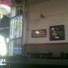 Photo taken at Piluso by Juan Carlos P. on 4/12/2012