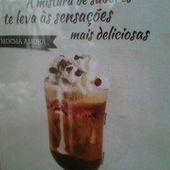Photo taken at Trem Expresso Café e Bistrô by Samuel S. on 11/8/2012