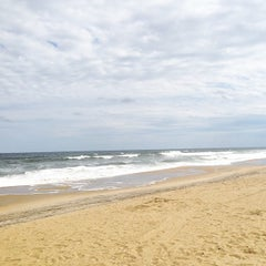 Photo taken at Holiday Inn Express & Suites Va Beach Oceanfront by Nicole S. on 9/18/2014