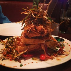 Photo taken at Hash House A Go Go by Krista G. on 3/23/2013