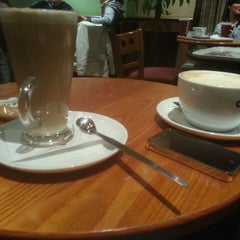 Photo taken at Costa Coffee by Kaiserin F. on 4/4/2013