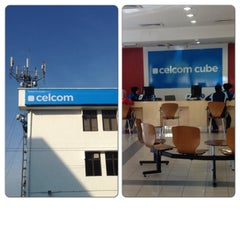 Photo taken at Celcom Centre by Shah R. on 8/30/2013