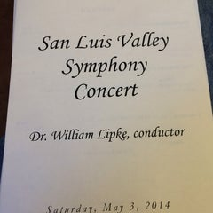 Photo taken at Leon Memorial Hall by Marcos L. on 5/4/2014