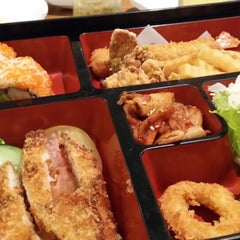 Photo taken at Kiyadon Sushi by elly n. on 12/25/2013