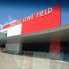 Photo taken at Dallas Love Field (DAL) by Qadir T. on 3/24/2013
