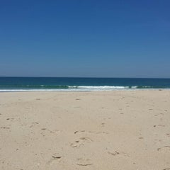 Photo taken at Praia De Maceda by Anna F. on 6/18/2014