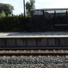 Photo taken at Station Zwaagwesteinde by Joshi K. on 8/29/2014
