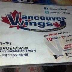 Photo taken at Vancouver Wings by Noemi N. on 4/1/2013