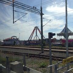 Photo taken at Sölvesborg Station by Miia G. on 7/6/2013