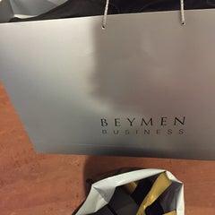 Photo taken at Beymen by Kubra K. on 1/4/2015