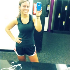 Photo taken at Planet Fitness by Ashley H. on 4/19/2013