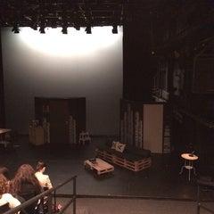 Photo taken at Θέατρο Ροές by Carolina A. on 1/11/2014