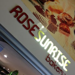 Photo taken at Rose Sunrise Bakery by Fraz W. on 7/2/2013