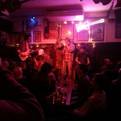 Photo taken at Ain't Nothin But...The Blues Bar by Dougal R. on 3/30/2013