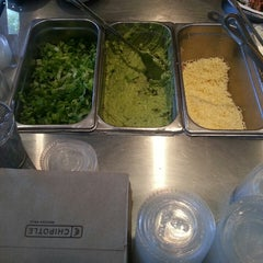 Photo taken at Chipotle Mexican Grill by Shannon R. on 4/20/2013