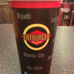 Photo taken at Fatburger in Mesa by Mark H. on 1/12/2013
