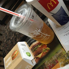 Photo taken at McDonald's by Jane G. on 7/28/2013