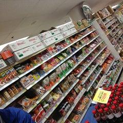 Photo taken at Nijiya Market by Michael W. on 3/1/2013