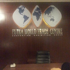 Photo taken at Putra World Trade Centre (PWTC) by Hanif Hasif on 4/6/2013