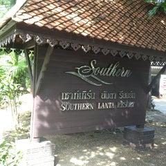 Photo taken at Southern Lanta Resort Koh Lanta by phachara v. on 6/1/2013