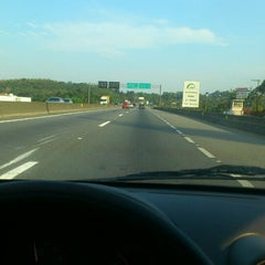 Photo taken at Rodovia BR-101 by Ana W. on 9/15/2013