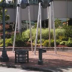 Photo taken at Bellevue Transit Center by Virgil A. on 6/25/2013