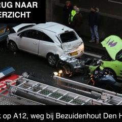 Photo taken at Utrechtsebaan by PETER on 2/23/2015