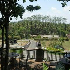 Photo taken at Plataran Borobudur Resort & Spa by Wira O. on 10/20/2015