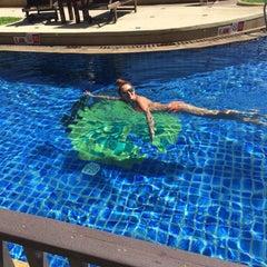 Photo taken at Alpina Phuket Nalina Resort And Spa by Ekaterina S. on 12/16/2014