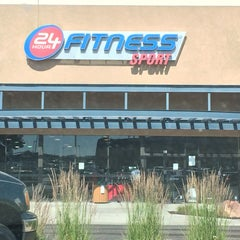 Photo taken at 24 Hour Fitness by Malcolm R. on 7/3/2014
