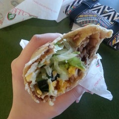 Photo taken at Pita Pit by Mary S. on 5/13/2013