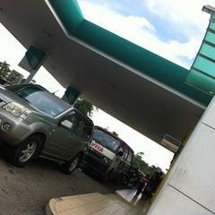 Photo taken at Petronas Al Muktafi Billah Shah by z_dane on 11/13/2012