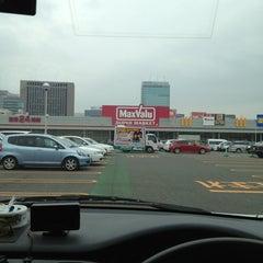 Photo taken at イオンタウン太閤ショッピングセンター by 白い鳥 on 4/2/2013