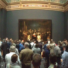 Photo taken at Rijksmuseum by Mike d. on 5/10/2013