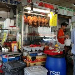 Photo taken at Chun Sheng Yuan Eating House by Neo Ah Hock on 3/22/2013