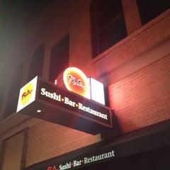 Photo taken at RA Sushi Bar Restaurant by Davin M. on 2/24/2013
