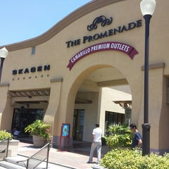 Photo taken at Camarillo Premium Outlets by Ziyad A. on 6/16/2013