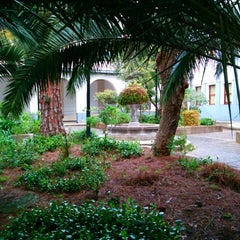 Photo taken at Universidad de La Laguna. Campus Central by @xelso >> Jacob R. on 3/17/2014
