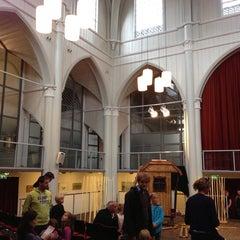 Photo taken at Amstelkerk by Peter v. on 9/14/2013