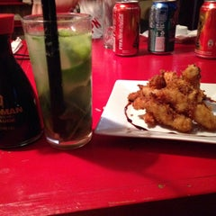 Photo taken at Ocho Sushi - Bar by Carolina U. on 1/9/2014