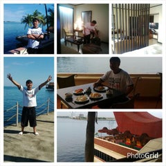 Photo taken at Makassar Golden Hotel (MGH) by aries p. on 5/23/2015