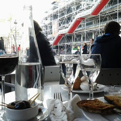 Photo taken at Café Beaubourg by C D. on 4/29/2013