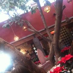Photo taken at El Caserío Restaurante Bar by Yudiel S. on 11/28/2012