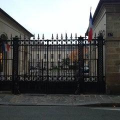 Photo taken at Ministère de l'Éducation Nationale by Kevin K. on 11/17/2013