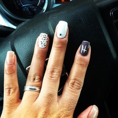 Photo taken at RM Nails by Anissa S. on 11/22/2014